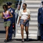 Michelle Obama Tells Of Her Biggest Fashion Mistake – Wearing Short Pants