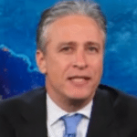 "Jon Stewart Congratulates GOP's ""Old White Men"" in Ending Racism"