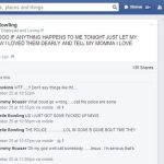 Woman's Scary Facebook Message Before She Was Stabbed to Death