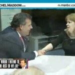 Rachel Maddow Thinks Christie May Have Backed Out of 2016 – Video