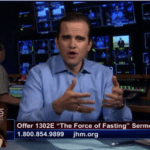 "Christian Conservative to Christians – Be More ""Spiritually Violent"""