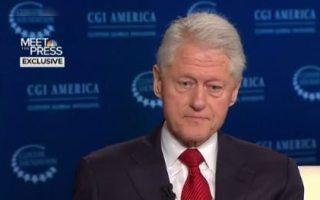bill clinton 392