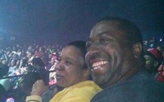 Eric Garner in happier times