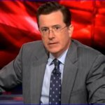 "Stephen Colbert Dissects Sarah Palin's New ""Project"" – Video"