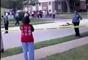 mike brown video