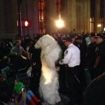 I BET YOU DIDN'T KNOW THAT A POLAR BEAR WAS ARRESTED TODAY