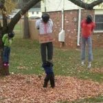 Halloween Decoration Shows The Lynching of a Black Family – PIC
