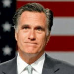 Mitt Romney Signs Voter Registration Form as an 'Independent'