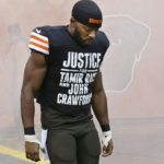 Watch Andrew Hawkins Exercise his First Amendment Rights – Justice for Tamir – Video