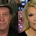 Ted Nugent Sides with Donald Trump's Attacks on Megyn Kelly