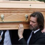 Jim Carrey Attends Funeral of Late Girlfriend – Carried Her Casket