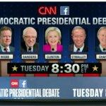 CNN Releases Democratic Debate Standing Order – PIC