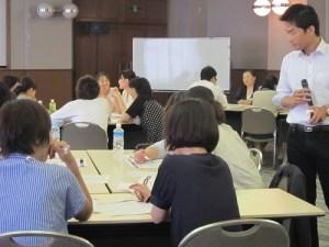 20150724 天翁会 指導スキル養成研修2日目3