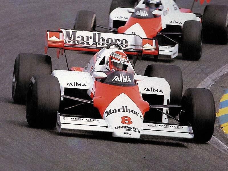 The Turbo Era Formula One Art Amp Genius