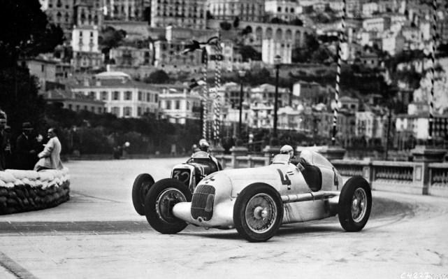 Monaco—Silver Arrows 1930s