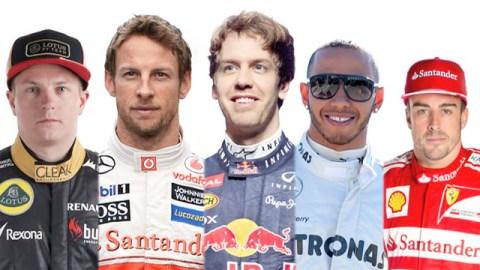 2013 drivers
