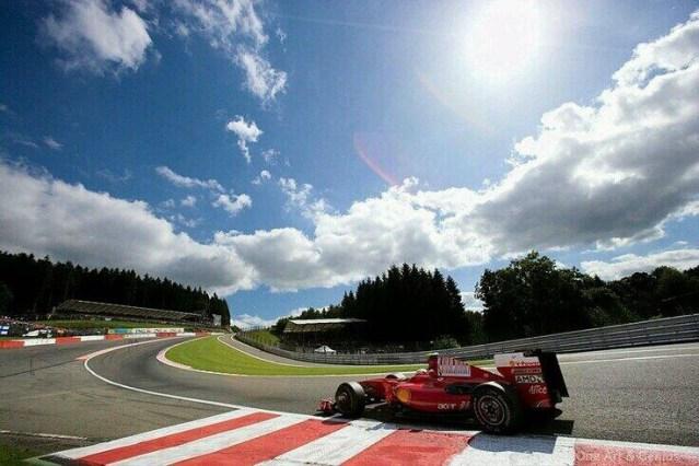 Kimi—Spa 2009