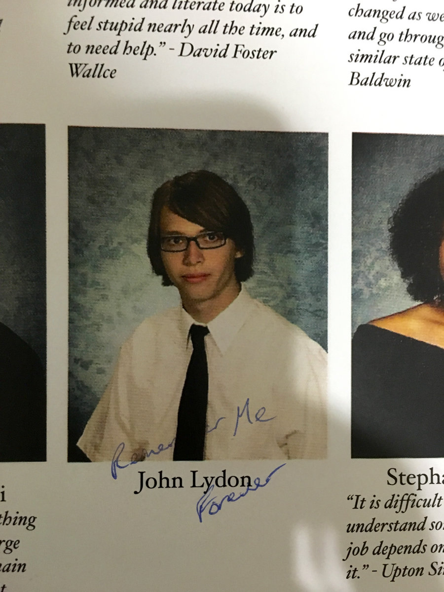 Fullsize Of Remember Me Yearbook