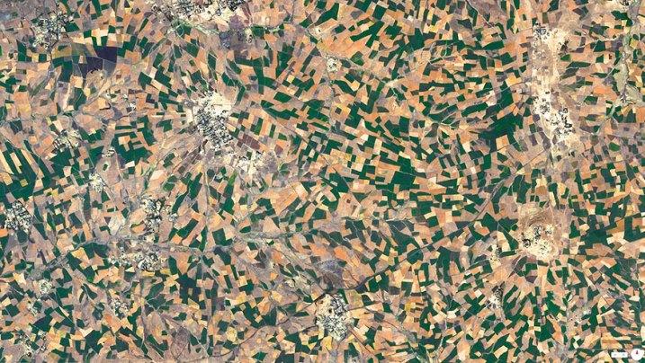 9°1′48″N 38°44′24″E: Utvikling av jordbruk i Addis Ababa, Ethiopia