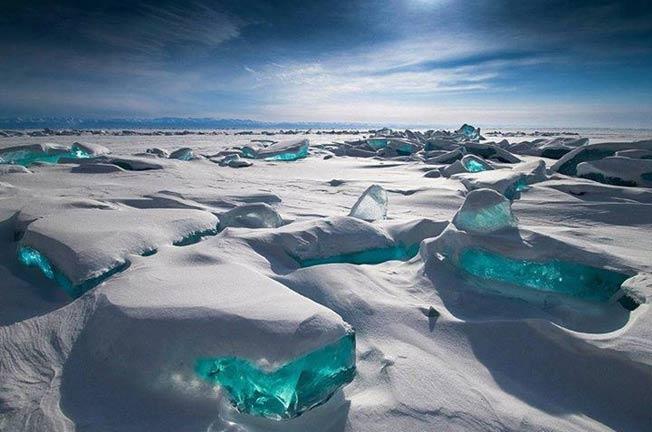 Isjuveler Lake Baikal Russland