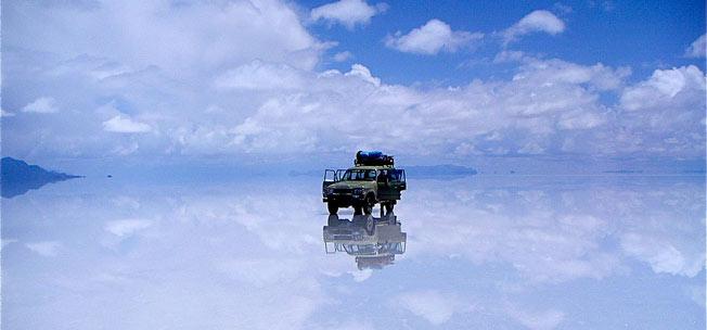 Saler De Uyuni, Bolivia