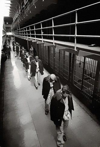 Siste fanger ut av Alcatras, 1963