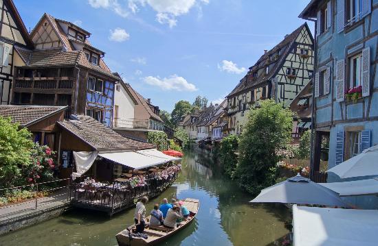 Gamlebyen Colmar, Frankrike