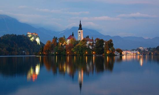 Lake Bled Bled, Slovenia