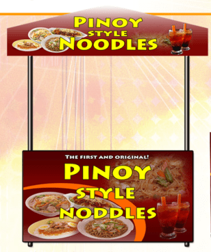 Pinoy Style Noodles