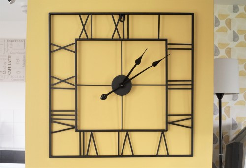 Medium Of Large Square Clocks For Walls