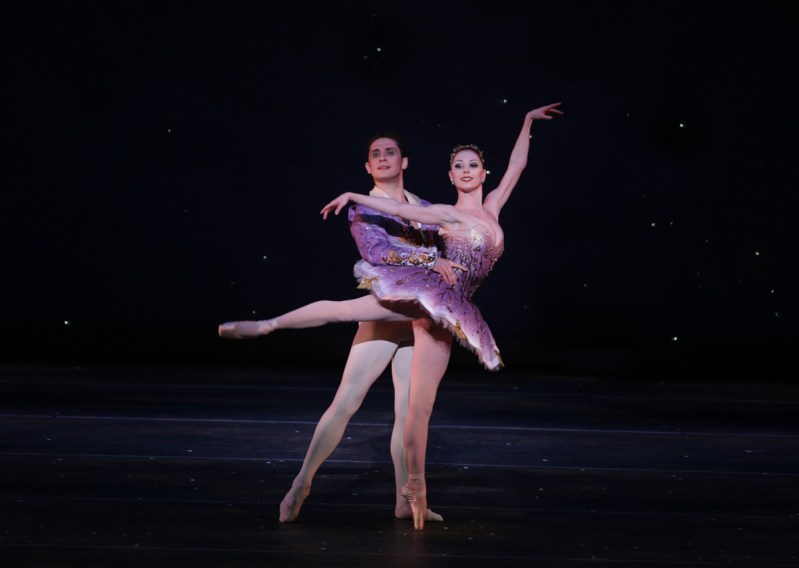 Ballet Arizona - Choreography: Ib Andersen - Photo: Rosalie O'Connor