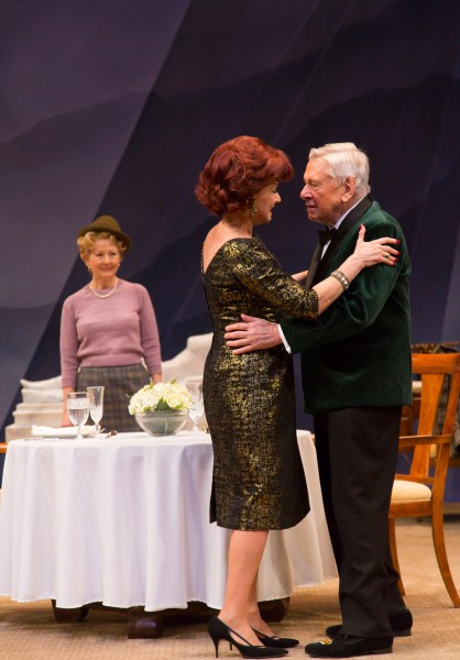 Hartford Stage - Mia Dillon, Gordana Rashovich and Brian Murray - Photo: T Charles Erickson