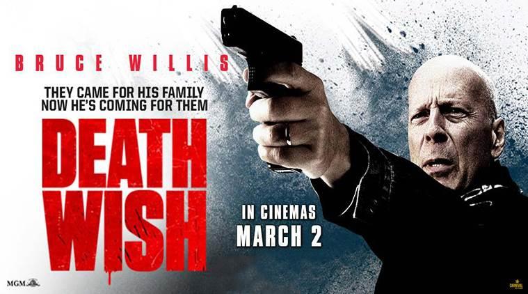 Death Wish / Přání smrti  (2018)