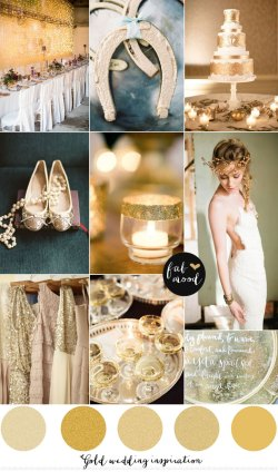 Small Of Gold Color Palette