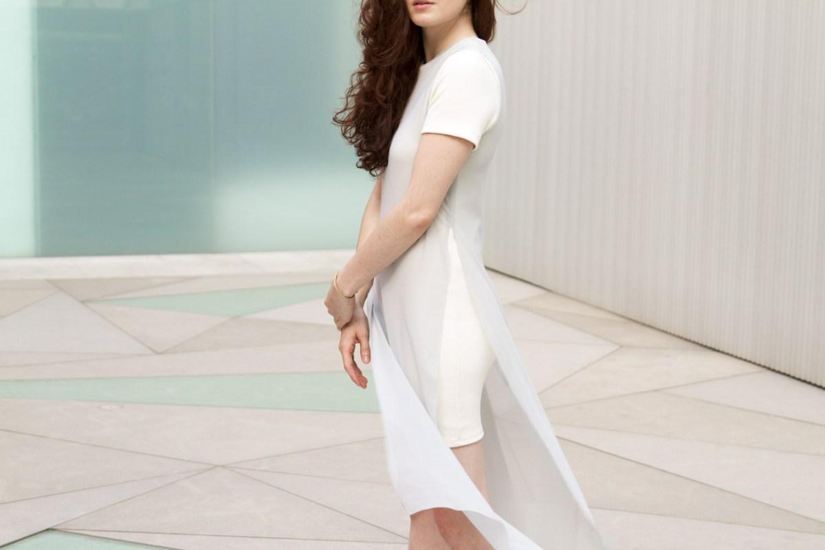 DIY Vestido transparente