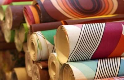 Designer Wallpaper from Fabric Gallery & Interiors