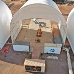 Fabritecture, fabric structure, PE, prom hill, Thiess