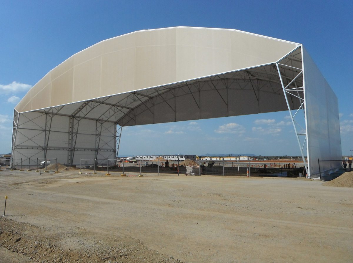 Fabritecture, fabric structure, EDI Downer, Igloo