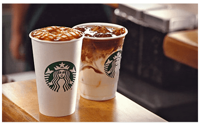 Starbuck's Coffee Groupon