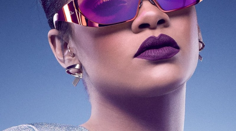 Rihanna is designing with Dior
