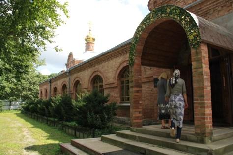 Orthodox Church - Russky Island