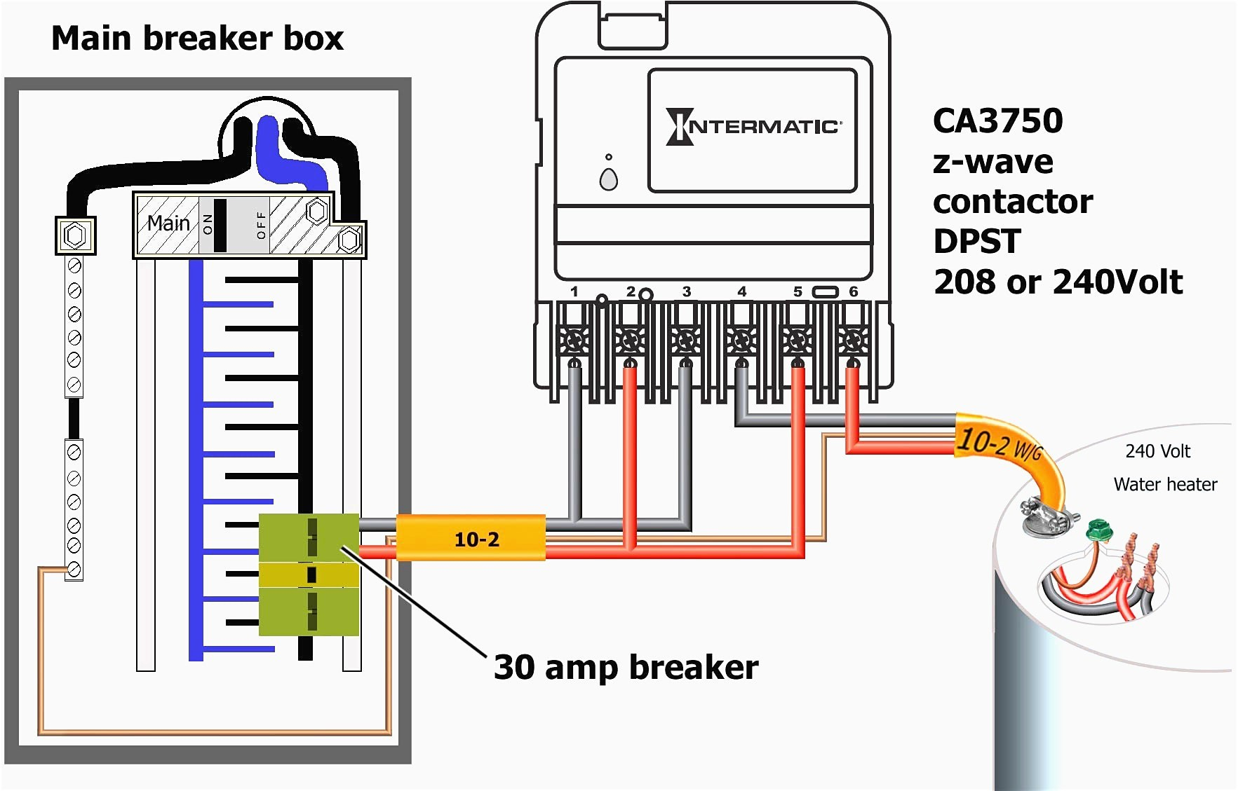 Rv Hot Water Heater Switch Wiring Diagram Electrical Diagrams Slide Out Brilliant Disconnect Wire