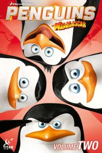 PENGUINS OF MADAGASCAR VOL. 2