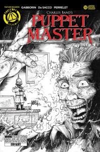 Puppet_Master_13_C_Kill_Cover_Sketch RGB Solicit