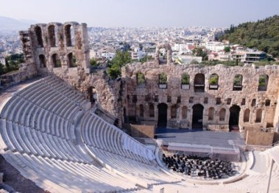 8 Facts about Ancient Greek Culture - Fact File