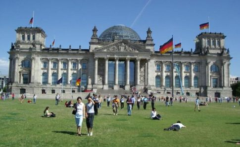 German University - Germany facts for kids