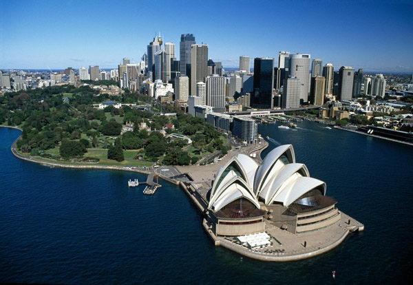 Sydney Australia - Australia Facts for kids