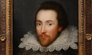 Shakespeare picture - William Shakespeare Facts For Kids