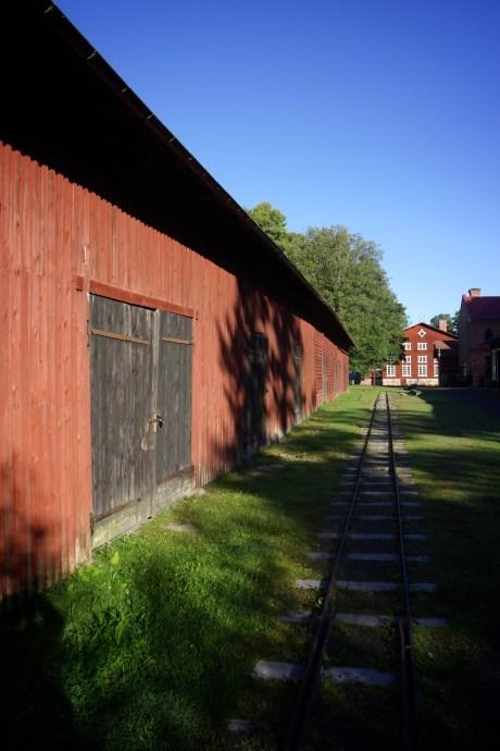 forsvik, wiege der schwedischen industrialisierung...