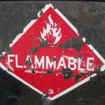 flammable